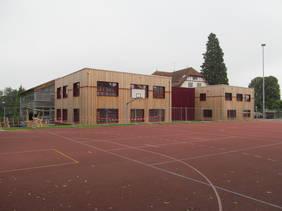 Kindergarten und Verwaltung